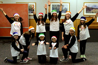 Kids Who Care Holiday Troupe Cast A